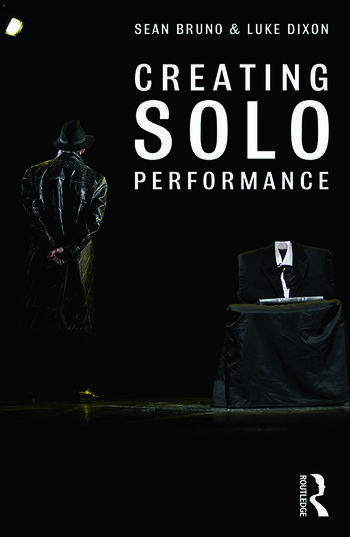 Creating Solo Performance book cover