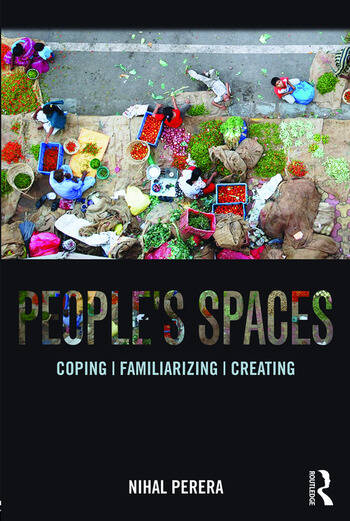 People's Spaces Coping, Familiarizing, Creating book cover