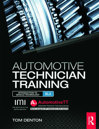 Automotive Technician Training: Entry Level 3 Introduction to Light Vehicle Technology book cover