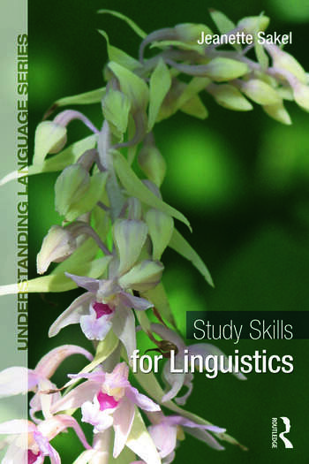 Study Skills for Linguistics book cover