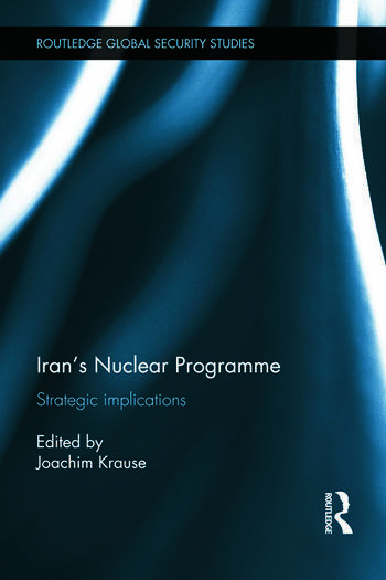 Iran's Nuclear Programme Strategic Implications book cover
