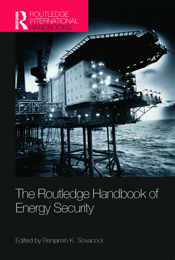 The Routledge Handbook of Energy Security book cover