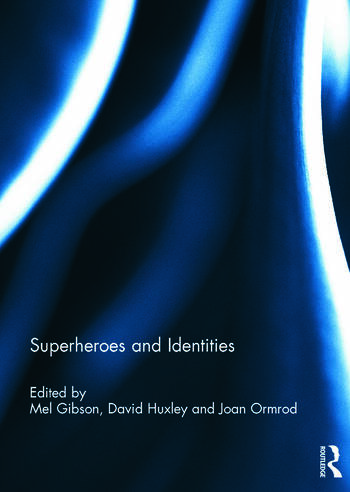 Superheroes and Identities book cover