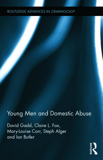 Young Men and Domestic Abuse book cover