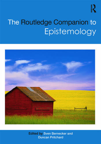 The Routledge Companion to Epistemology book cover