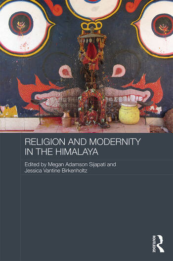 Religion and Modernity in the Himalaya book cover