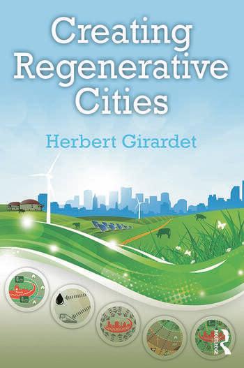 Creating Regenerative Cities book cover