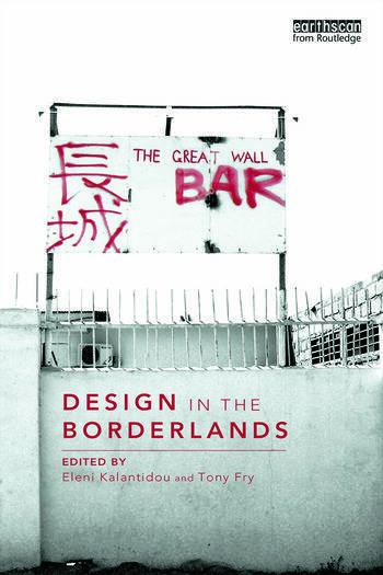 Design in the Borderlands book cover