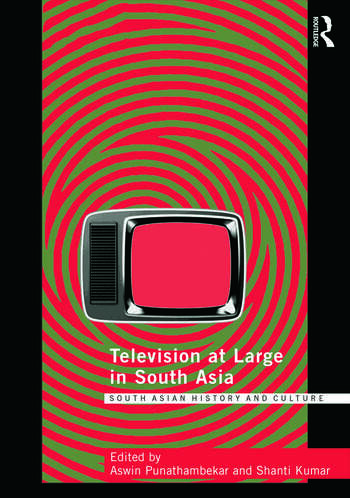 Television at Large in South Asia book cover