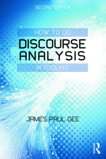 How to do Discourse Analysis A Toolkit book cover