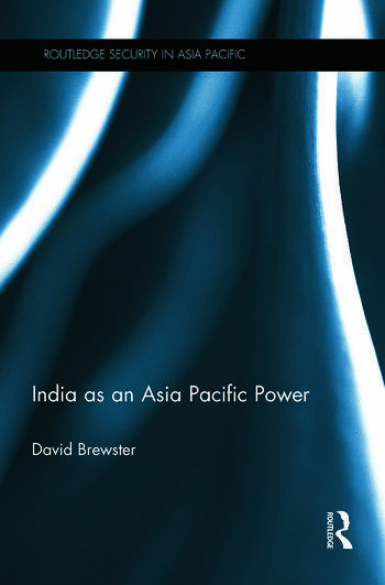 India as an Asia Pacific Power book cover