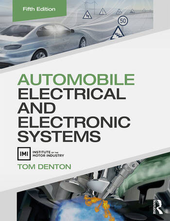 Automobile Electrical and Electronic Systems book cover