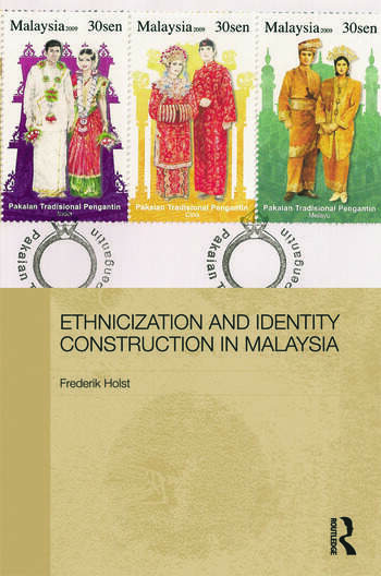 Ethnicization and Identity Construction in Malaysia book cover