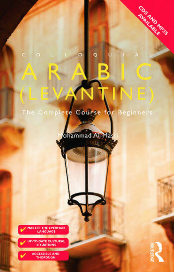 Colloquial Arabic (Levantine) The Complete Course for Beginners book cover