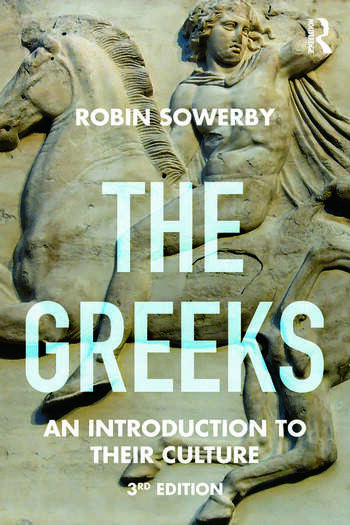 The Greeks An Introduction to Their Culture book cover