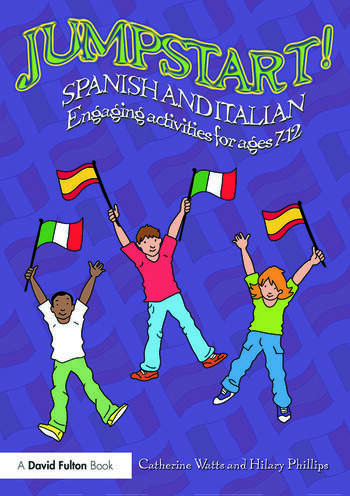 Jumpstart! Spanish and Italian Engaging activities for ages 7–12 book cover