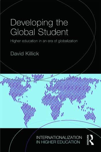 Developing the Global Student Higher education in an era of globalization book cover