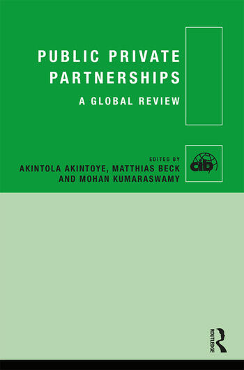 Public Private Partnerships A Global Review book cover