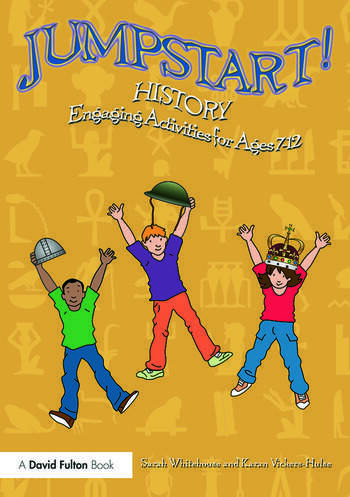 Jumpstart! History Engaging activities for ages 7-12 book cover