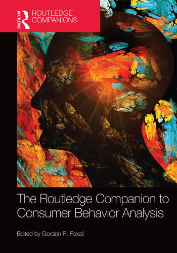 The Routledge Companion to Consumer Behavior Analysis book cover