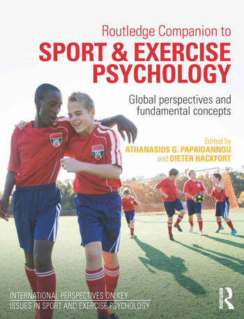Routledge Companion to Sport and Exercise Psychology Global perspectives and fundamental concepts book cover