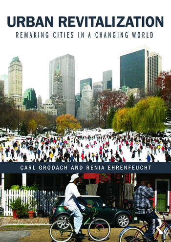 Urban Revitalization Remaking cities in a changing world book cover