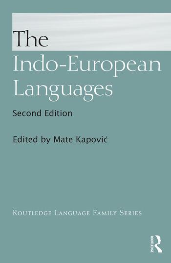 The Indo-European Languages book cover