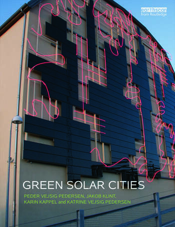 Green Solar Cities book cover