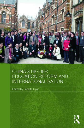 China's Higher Education Reform and Internationalisation book cover