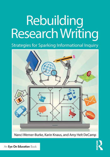 Rebuilding Research Writing Strategies for Sparking Informational Inquiry book cover