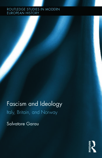 Fascism and Ideology Italy, Britain, and Norway book cover