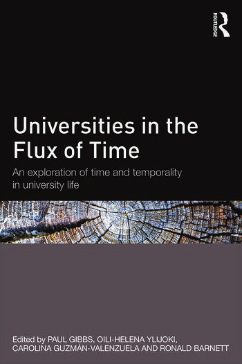 Universities in the Flux of Time An exploration of time and temporality in university life book cover