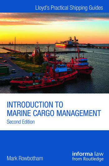 Introduction to Marine Cargo Management book cover