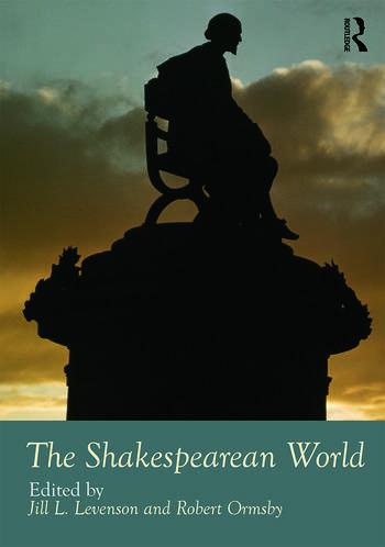 The Shakespearean World book cover