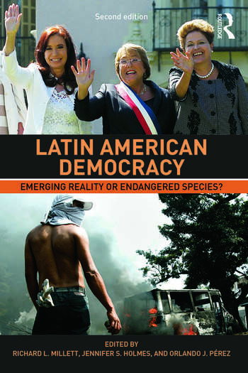 Latin American Democracy Emerging Reality or Endangered Species? book cover