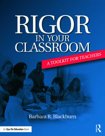 Rigor in Your Classroom A Toolkit for Teachers book cover