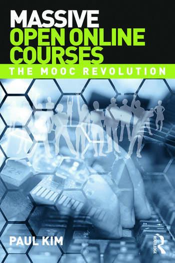 Massive Open Online Courses The MOOC Revolution book cover