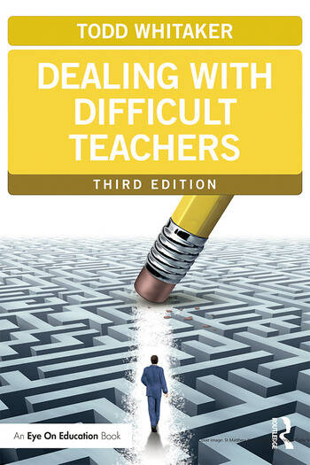 Dealing with Difficult Teachers book cover