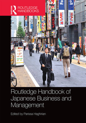 Routledge Handbook of Japanese Business and Management book cover