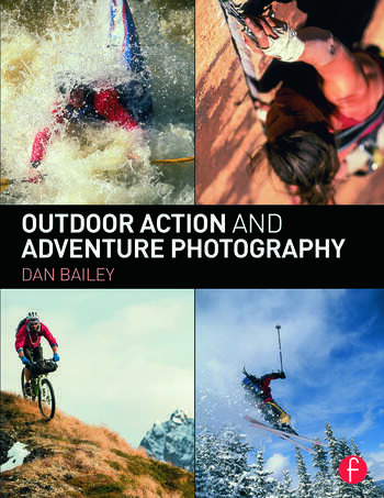Outdoor Action and Adventure Photography book cover