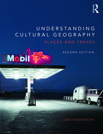 Understanding Cultural Geography Places and traces book cover