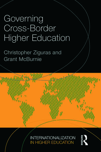 Governing Cross-Border Higher Education book cover