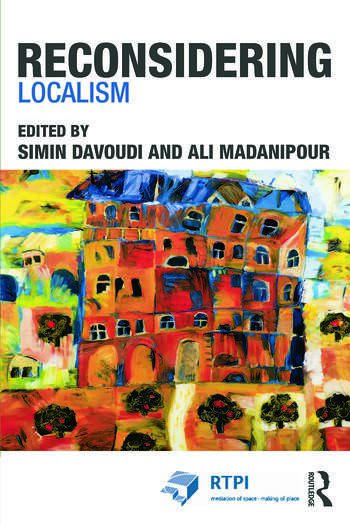 Reconsidering Localism book cover