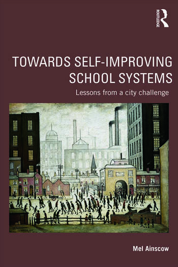 Towards Self-improving School Systems Lessons from a city challenge book cover