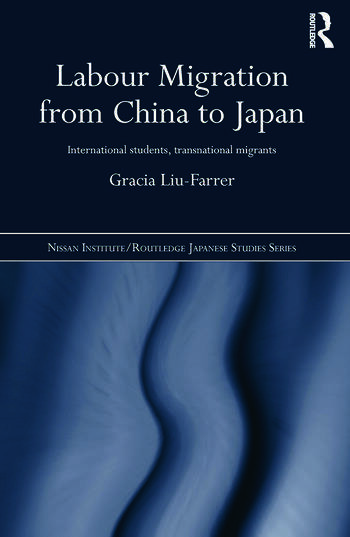 Labour Migration from China to Japan International Students, Transnational Migrants book cover