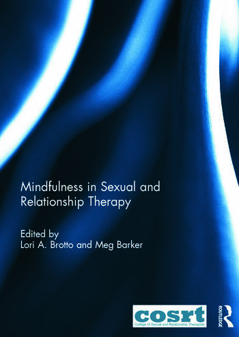 Mindfulness in Sexual and Relationship Therapy book cover