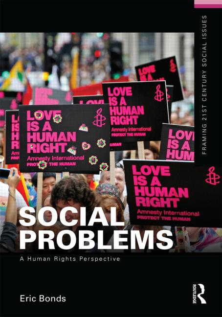 social problems intro To understand social problems, sociologists stand back and look from the outside at individuals as members of society, rather than looking inside them to examine their thoughts, personalities, and motivations.