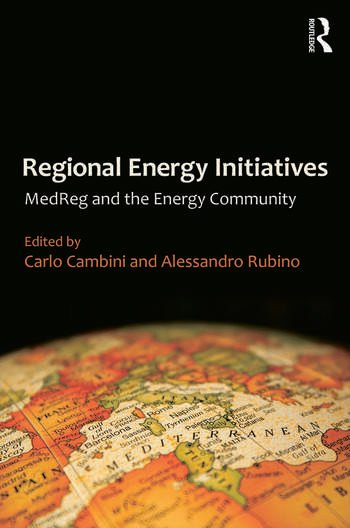 Regional Energy Initiatives MedReg and the Energy Community book cover
