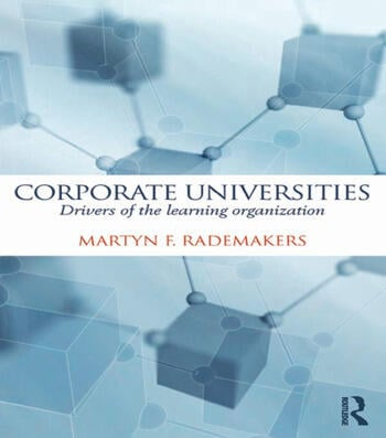Corporate Universities Drivers of the Learning Organization book cover