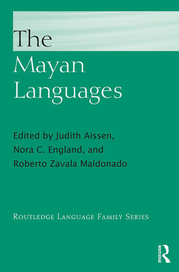 The Mayan Languages book cover